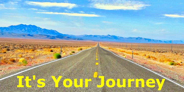 It's Your Journey